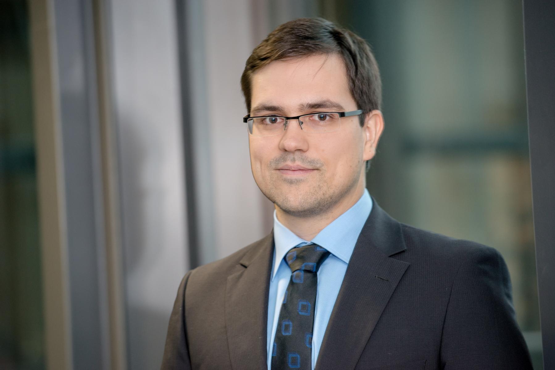 Dominik Ortwald, Wiss. Mitarbeiter